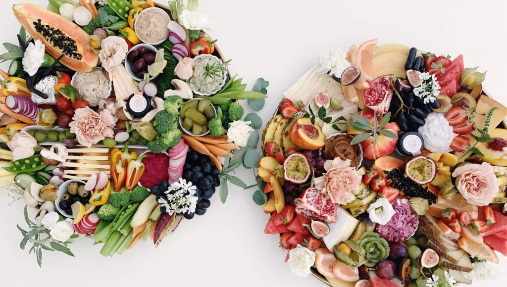 Nourish Board by Daily Palette Vancouver